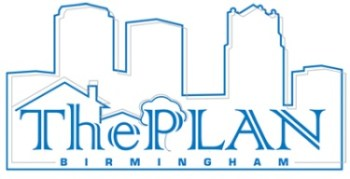 Logo for The Birmingham Comprehensive Plan process