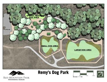 RMP Dog Park MAP