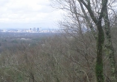 downtownbhamfromredmtn