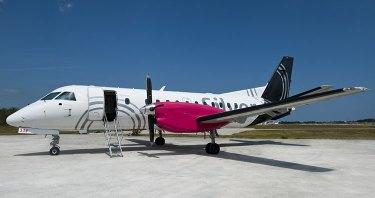 Silver Airways saab340b