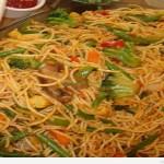 Vegetable Chow Mein / Hakka Noodles