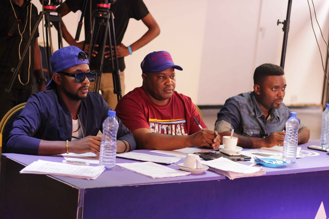 GCGT & Port Harcourt Scouts, Bobby Blankson Eldee XXL & K.O Baba