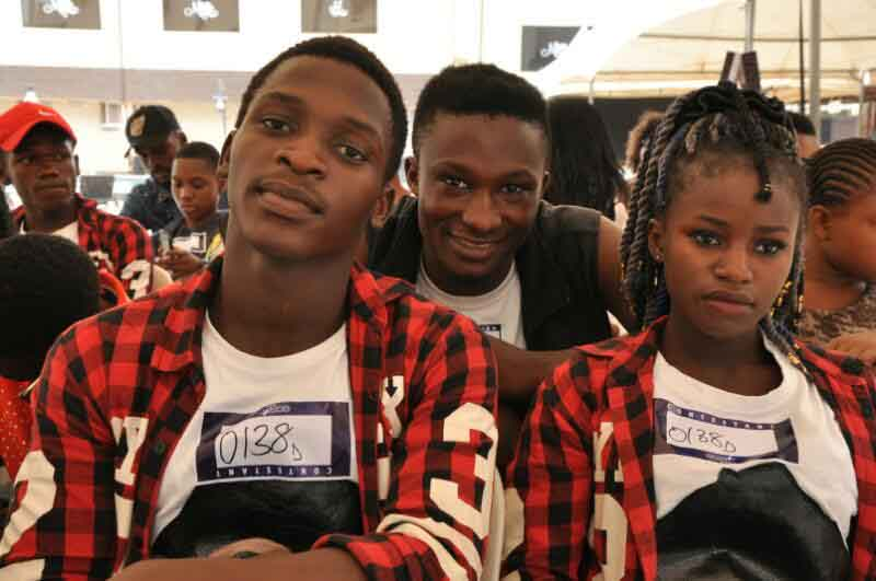 Prime Access Group at GCGT 7 Abuja Auditions
