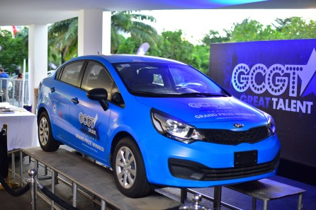 GCGT7 CAR