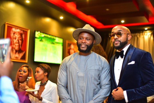 Joro and Banky w