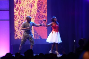 Falz The Bahd Guy and Simi