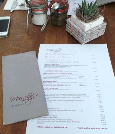 Miss Lilly´s Café - Restaurant München Au - Lilly´s Café - Au - 0546