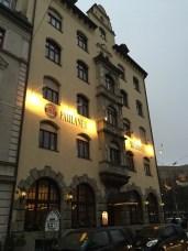 Paulaner Bräuhaus - Innenstadt - bayerisches Restaurant - München -091