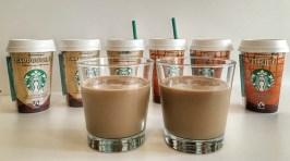 Hazelnut Macchiato von Starbucks