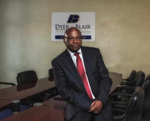 Jimnah Mbaru honoured with Lifetime Achievement Award for development of African capital markets