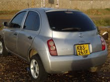 Nissan March 2005 for sale