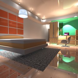 Interior designer corporate and residential