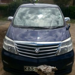 Great Offer quick sale: Toyota Alphard