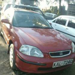 Quick Sale; Honda Ballade – Red-maroon