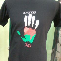 Kenyan ID t-shirt