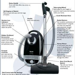 Vacuum cleaner repair in nairobi