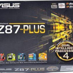 ASUS Z87 PLUS Gaming Motherboard
