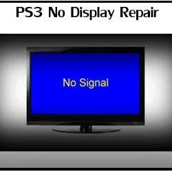 Playstation 3(ps3) not displaying on the screen[ display failure] repair