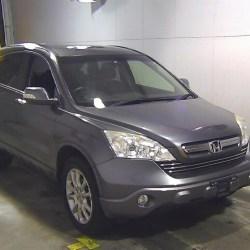 Honda Crv ZL Alcantara Style 2354Cc VTEC Petrol Engine Gray Colour