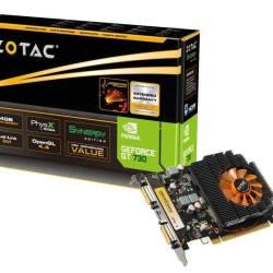 NVIDIA GeForce GT 730 4GB Graphics Card