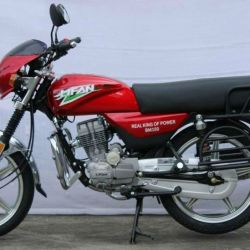 BM 150 ON ROAD - NEW MODEL 02