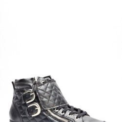 high-top-trainers-black-quilted-velcro-strap
