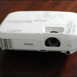 Projector front