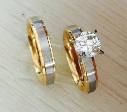 His And Hers Wedding Rings Biashara Kenya