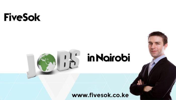 Jobs in Nairobi