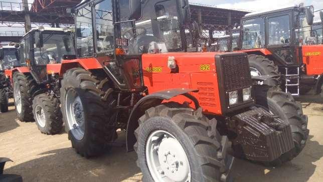 minsk tractor 1