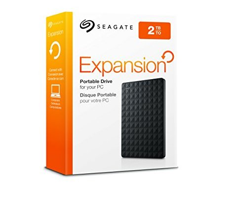 2TB seagate expansion