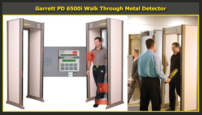 Garrett Walk through PD 6500i