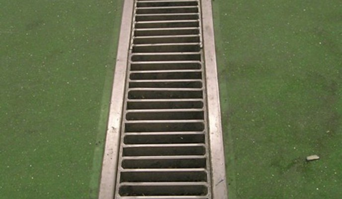 Polysynthetic Drainage Covers