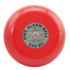 8 inch fire alarm bell