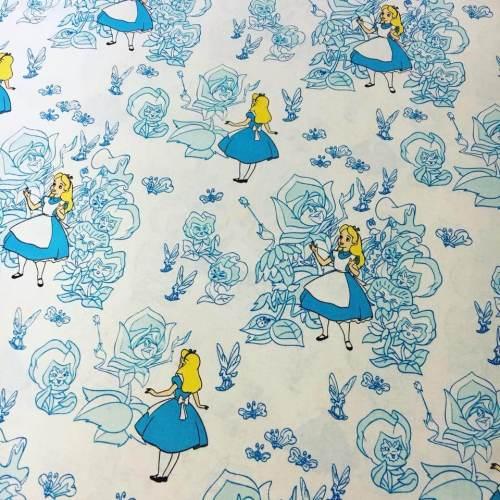 Medium Crop Of Alice In Wonderland Fabric