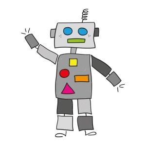 """Robot: """"Please don't kill me!"""""""