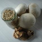 Mushroom Barley Risotto with Ballyhoura Mountain Mushrooms