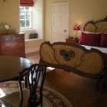 Caroline Hennessy in Ballinterry House | The Bridgestone Guides