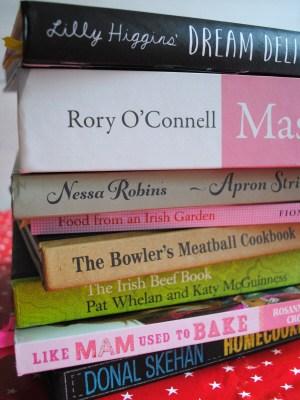 Irish cookbooks for Christmas 2013