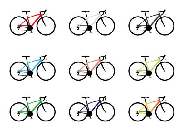 自転車、特にロードバイクで有名なメーカー