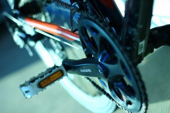 クロスバイクのチェーンリングを交換してみよう!