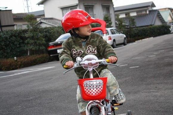 自転車のペダルを外して練習!?最近の子供の自転車練習事情