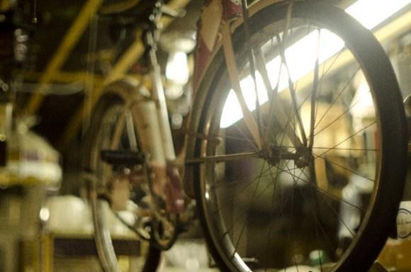 通勤用自転車にロードレーサーを改造して使おう!
