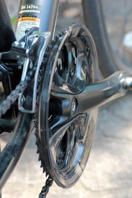 ロードバイクのクランク交換をやってみよう!