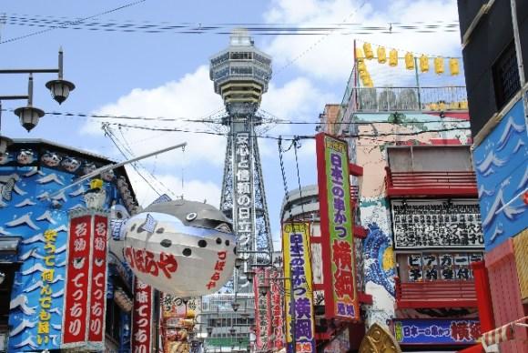 大阪のサイクリングロードやランチでおすすめはどこ?