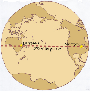 New Equator invitation