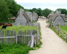 Plimoth Plantation - South of Boston