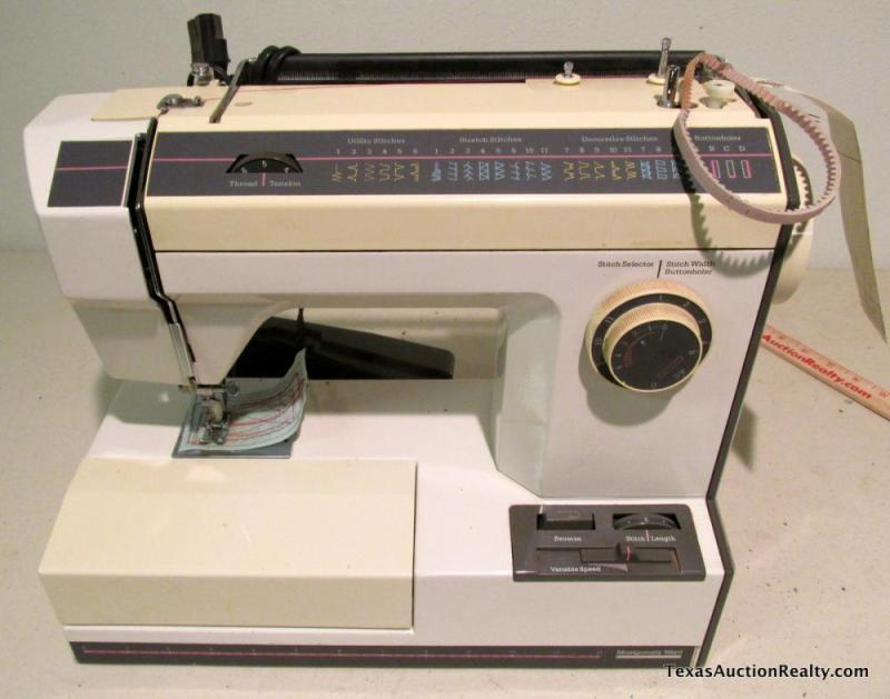 Large Of Montgomery Ward Sewing Machine