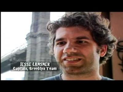 Street Games – Brooklyn Bridge Swim