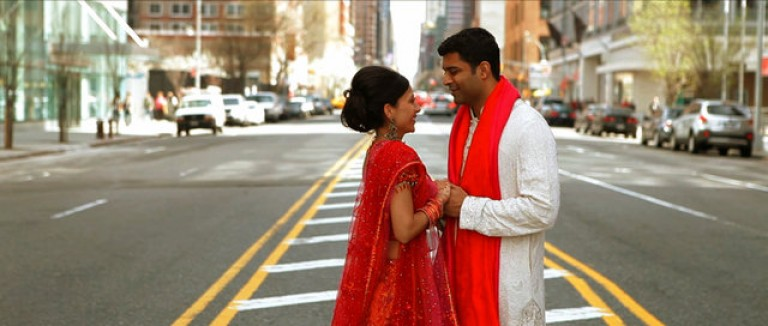Sameepa & Beeren, a Hindu Wedding in New York, NY